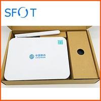 Free shipping  G-140W-ME GPON ONU with 4GE LAN ports with 2.4G/5G dual-band WiFi
