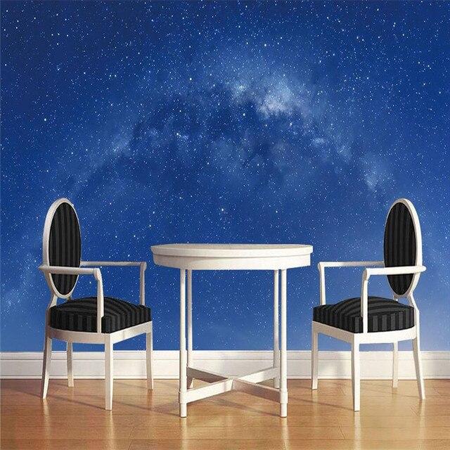 Aliexpress.com : Buy wall wallpaper 3d Photo photography galaxy ...