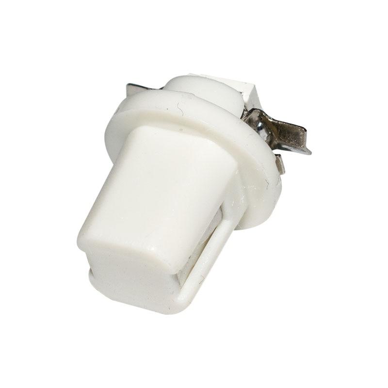 10Pcs B8 5D 509T B8 5 5050 Led 1 SMD T5 Lamp Car Gauge Speedo Dash 10Pcs B8.5D 509T B8.5 5050 Led 1 SMD T5 Lamp Car Gauge Speedo Dash Bulb Dashboard instrument Light Wedge Interior Lamp