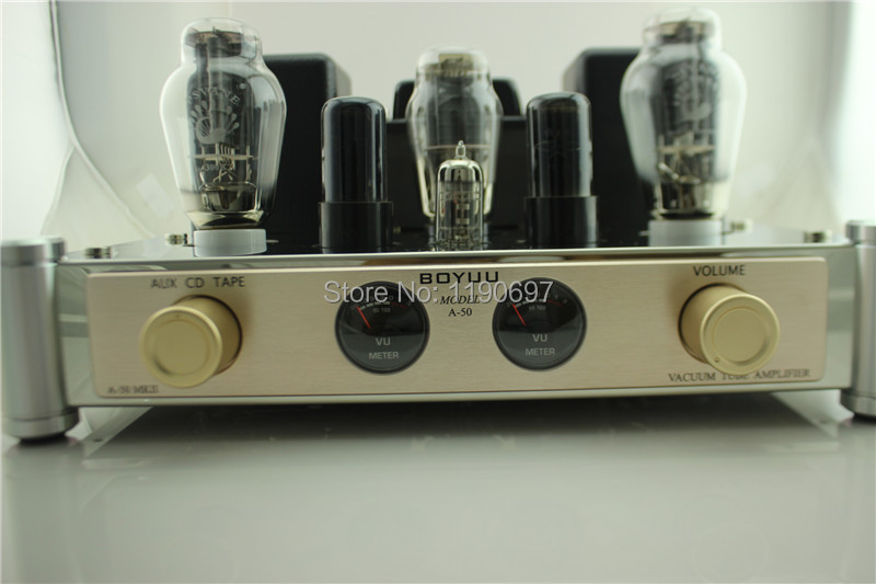 цена на 300B Single Ended Tube Amplifier 5Z3PAT Rectifier Tube 12AT7 Tube Hifi Stereo Audio Vacuum Tube Power Amplifer