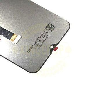 Image 4 - 6.3 لسامسونج غالاكسي M20 2019 SM M205 M205F M205G/DS LCD مع الإطار عرض تعمل باللمس محول الأرقام الجمعية استبدال M20 lcd