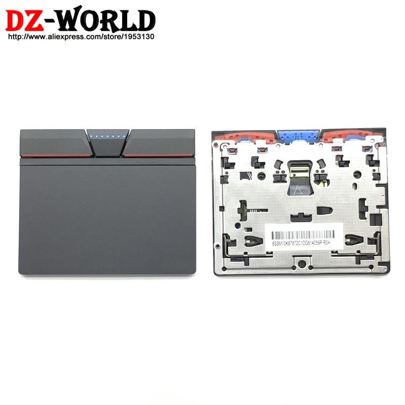 New Original for Thinkpad X230S X240 X240S X250 X260 X270 Three Keys Touchpad Mouse Pad Clicker SM10K87872 SM10G93365 SM10G93366 цена