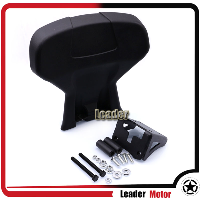 For YAMAHA XMAX 250 XMAX 300 XMAX 400 X-MAX 250 X-MAX 300 400 Scooter Rear Seat Bracket Backrest Tail Top Box Case Cover Protect motorcycle modified front stand holder smartphone mobile phone bracket gps plate mirror bracket for yamaha xmax x max 250 300