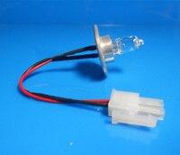 1 PCS New 87018 A For MIndray BA 88A BA 90 6V 10W Halogen Lamp Semi auto Biochemistry Analyzer,BA88A BA90 Bulb