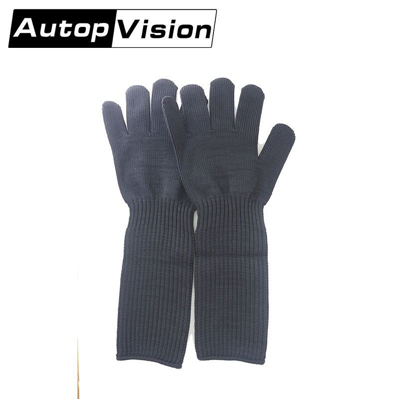 FG-STM 5 Pair Cut Resistant Gloves Anti Cutting Protective Gloves   High Performance Level 5 Protection, Food Grade Kitchen insulated gloves electric gloves 5kv anti live live work high pressure live work labor protection protective rubber gloves