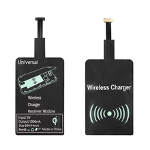 HOT Universal Android Qi Wireless Charging Receiver Micro US
