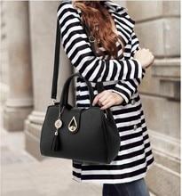 New Arrival Fashion Women Messenger Bags Handbag PU Leather