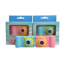 Cute Camera Mini Children Cartoon 1080P New Toddler Toys Birthday-Gift 2inch