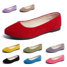 Большие размеры 35-43; женская обувь; яркие цвета; женские лоферы на плоской подошве; балетки из искусственной замши; удобные слипоны на плоской подошве; zapatos mujer
