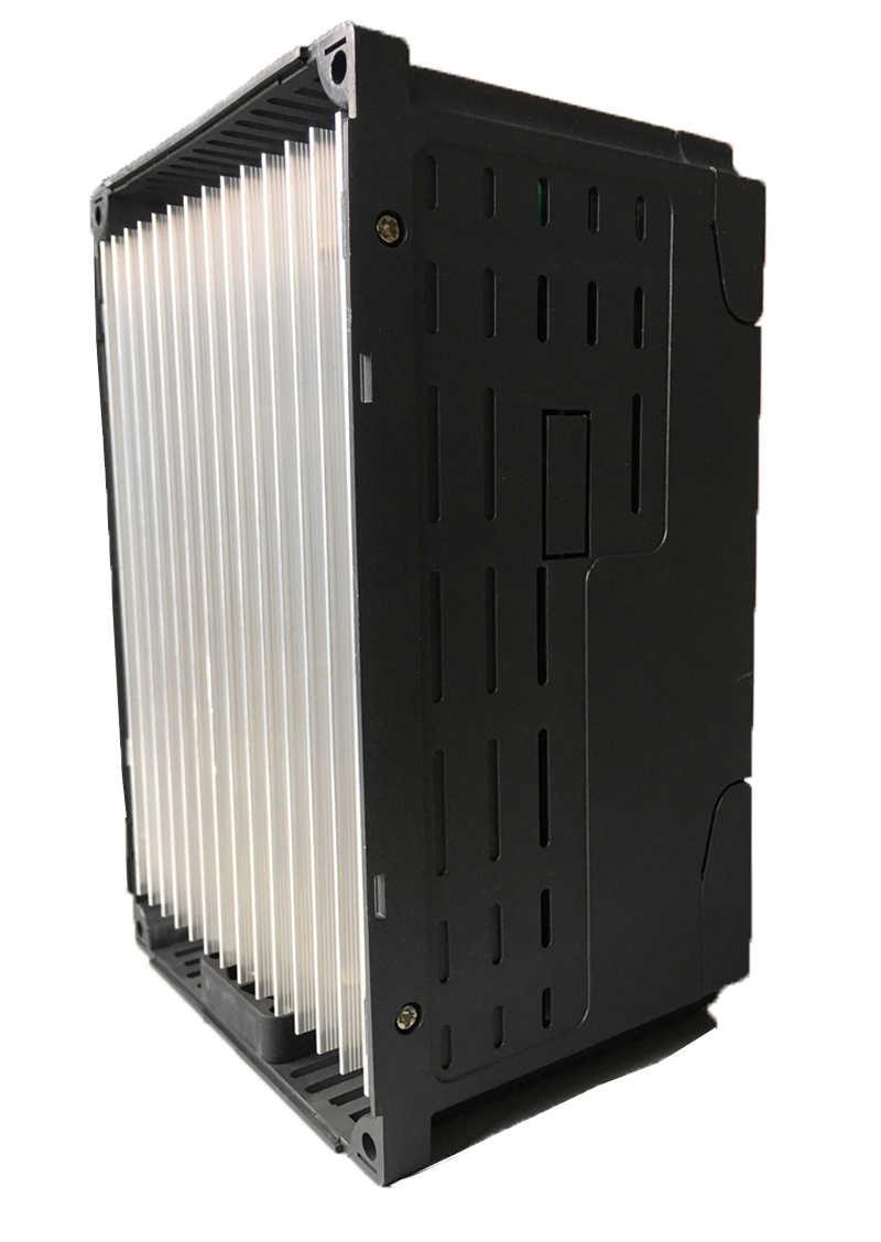 AT1 220 فولت 2.2KW 400 هرتز العاكس مرحلة واحدة المدخلات VFD 3 المرحلة الناتج محول تردد سرعة قابل للتعديل 2200 واط 220 فولت العاكس.