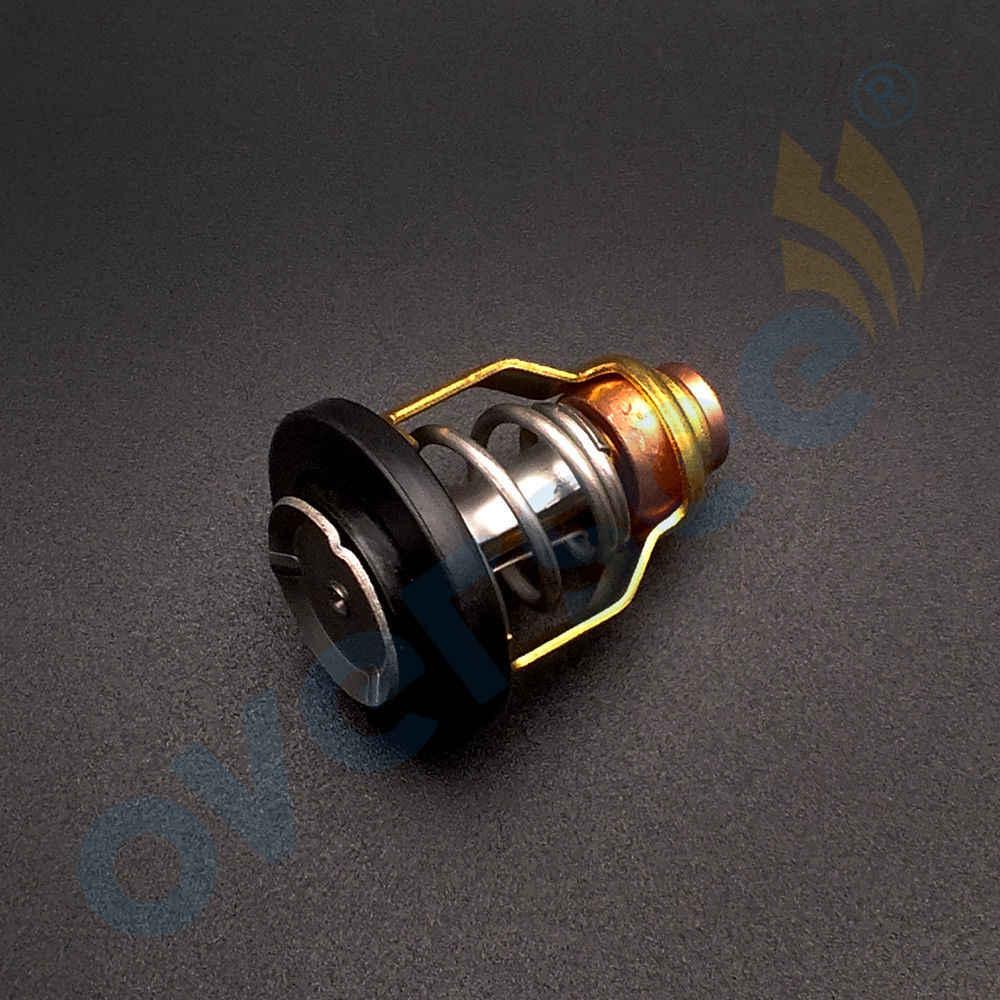 Thermostat 60C 140F For JOHNSON SUZUKI Outboard Motor 70-300 HP 4STROKE  17670-90J00 MERCURY 855676 855676033 8556761