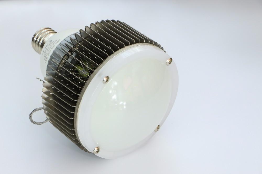 10pcs/lot High quality 100w E40 led high bay light 85-265v 10000lm LED 100LM-110LM/W CE&RoHS authentication led industrial lamp cree led e40 50w led high bay light high quality