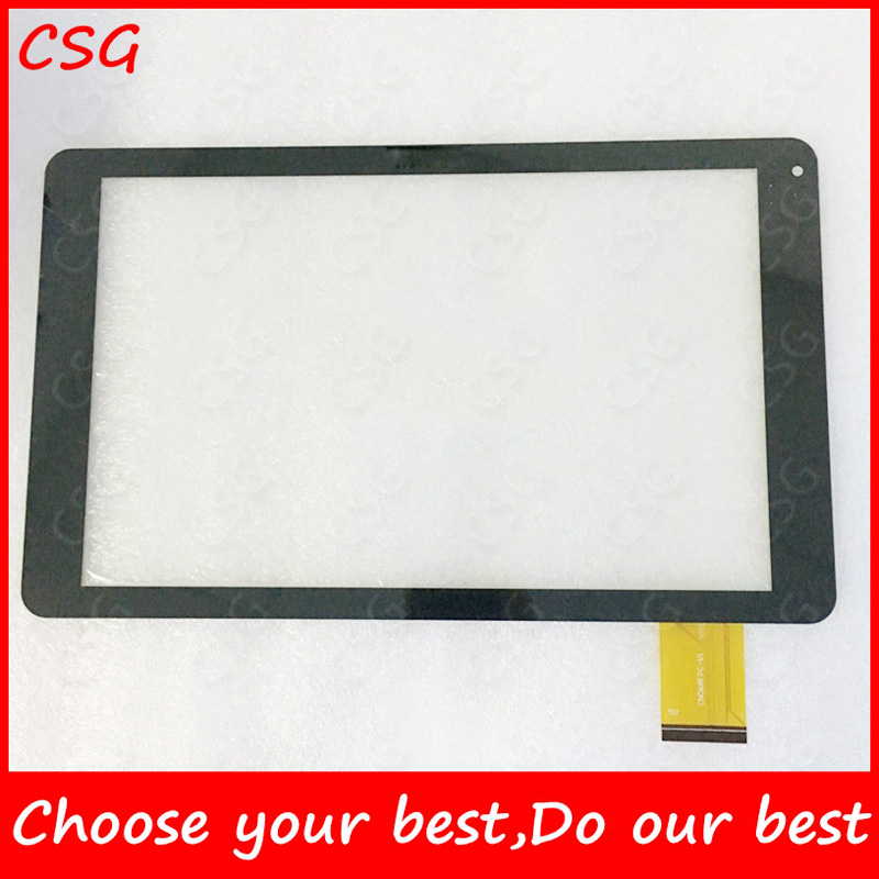 New for 10.1'' inch Prestigio Multipad Wize 3131 3G PMT3131_3G_D Tablet digitizer touch screen Glass Sensor Free Shipping new 8inch touch for prestigio wize pmt 3408 3g tablet touch screen touch panel mid digitizer sensor
