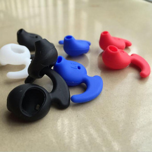 Image 5 - סיליקון כיסוי מקרה אוזניות אוזניות עבור Samsung Galaxy S7 S6 קצה בתוספת הערה 7 5 אוזניות Eartip אוזן כנפי ווים כובע Earhook