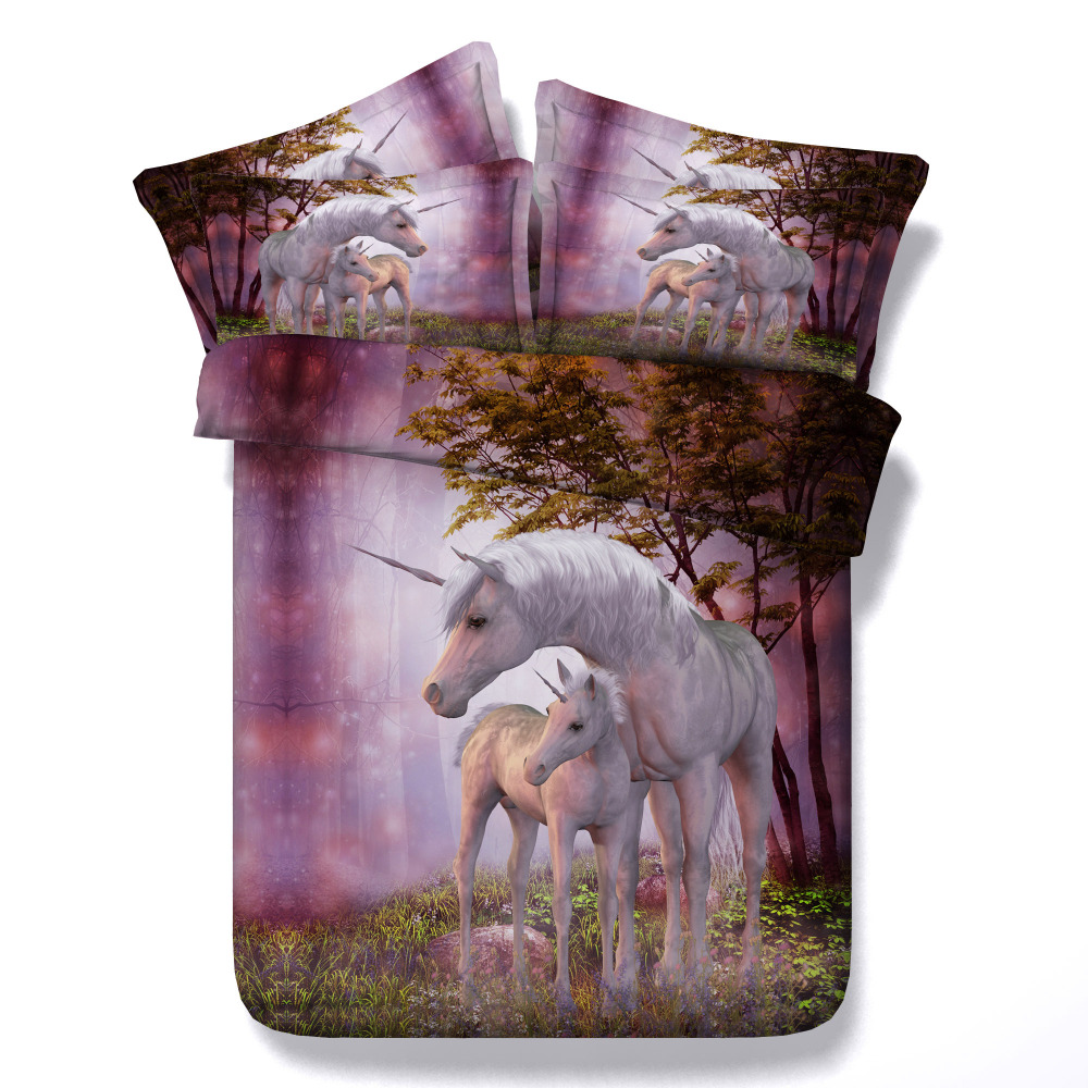 Online Get Cheap Sunset Duvet Cover Aliexpress Com