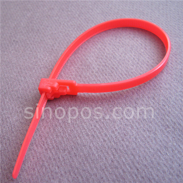 Releasable Cable Ties 200mm, self lock zip wire, tag fixture ...