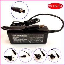 19,5 V 3.34A 65 W Замена адаптера переменного тока питания для ноутбука подзарядка для Dell Inspiron GX808 E1405 E1505 E1705 E5420 N5040 N5050 N7110 N7010