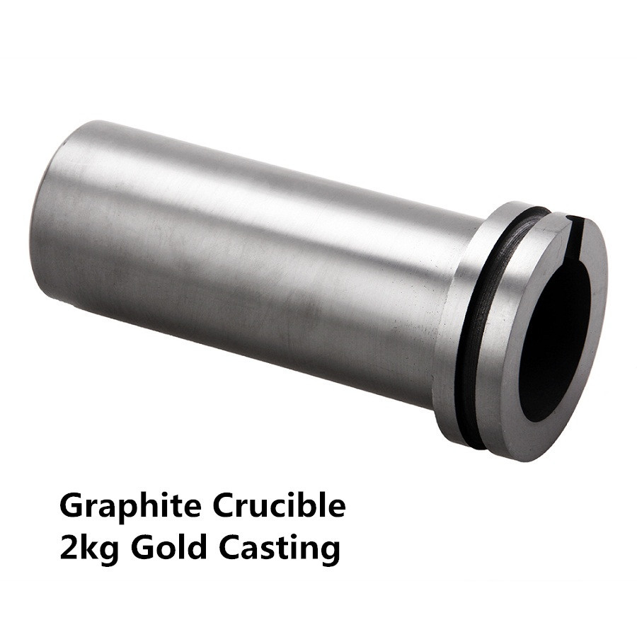 2kg gold casting Graphite Crucible 2PCS   ,Gold Graphite Crucible Mini Cup ,Graphite Crucible Cup with Base for Jeweler ohs bandai mg 185 1 100 ppgn 001 gundam exia dark matter mobile suit assembly model kits