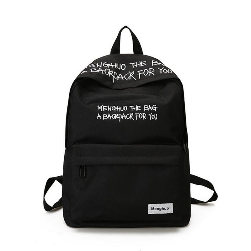 Women and men Fashion School Backpacks Oxford School bags for Teenager Girls Boys Travel Leisure Rucksack bag Designer Bolsas