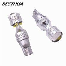 T10 30 Вт 6SMD 6 светодио дный белый свет Габаритные фонари для автомобиля автомобилей дневного дальнего света автомобилей светодио дный лампа Лампы для чтения лампы автомобилей Стайлинг J15