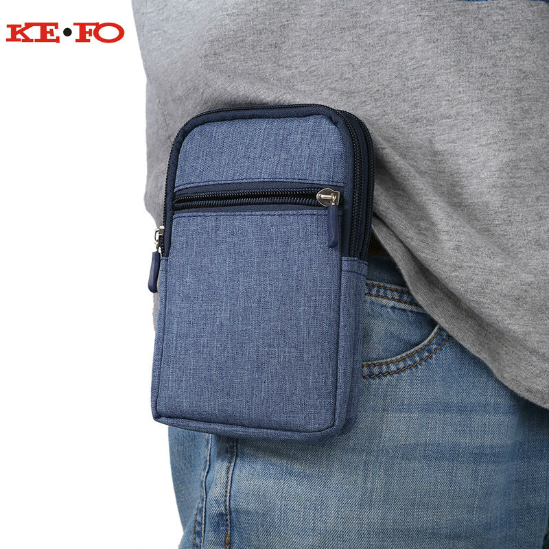 Зажим для ремня чехол кожаный спортивные сумки 2 Карманы Универсальный чехол для телефона для Oukitel K4000 K6000 Pro K10000 U7 U8 U10
