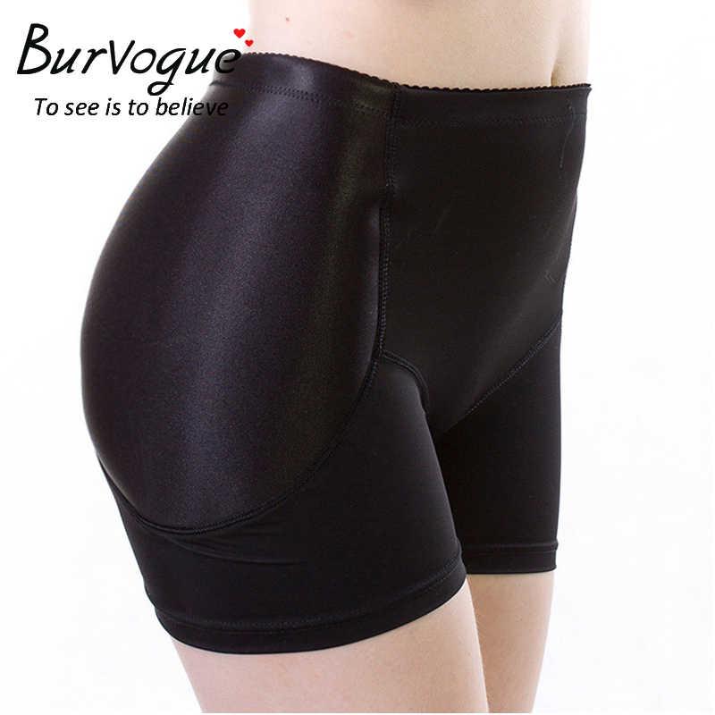 77386e920 Burvogue Hot Women Shapers Butt Hip Enhancer Padded Shaper Panties Underwear  Shaper Brief Shapewear with Butt