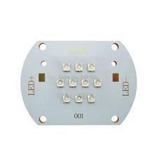 30 Вт Cree XPE2 XP-E2 Королевский синий светодиодный бусины 450NM-455NM 30-36 V 1000mA светодиодный излучатель лампа для DIY кораллового цвета для сельскохозяйствнных ламп