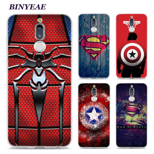 coque huawei mate 10 pro marvel