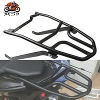 Motorcycle Rear Bracket Carrier Tail rack Rear tailbox top box luggage rack bracket carrier For Yamaha Aerox155 NVX155 Moto