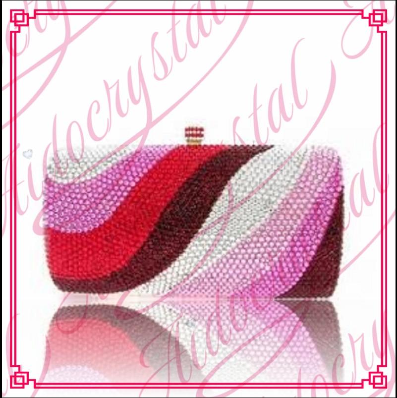 Aidocrystal elegant series handmade hot selling font b women b font clutch font b bags b