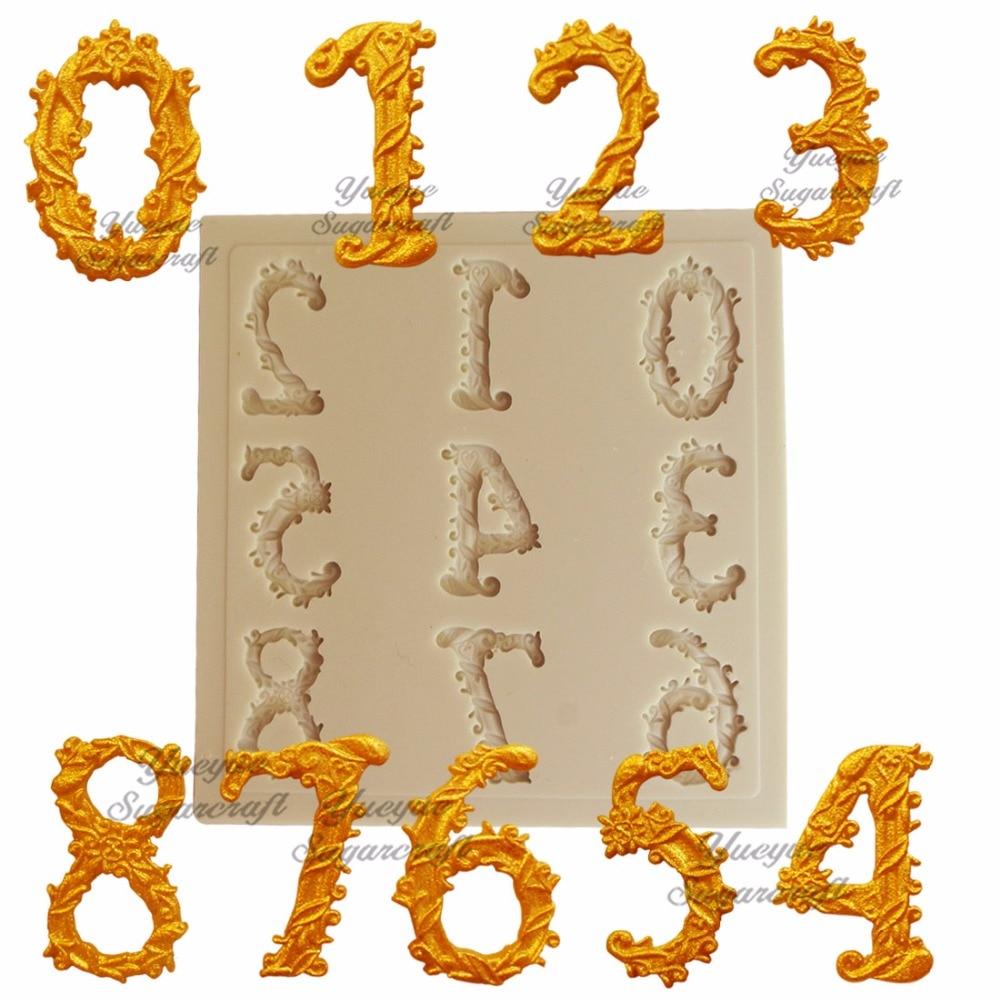 L023 I/'m 1 1st Birthday Anniversary Lollipop Chocolate Candy Soap Mold