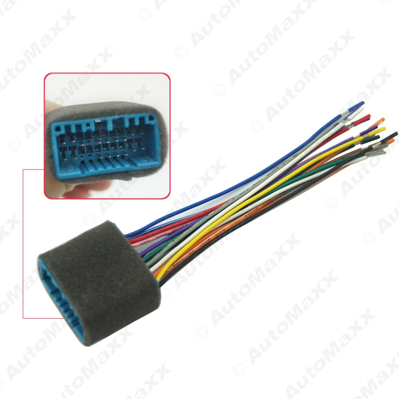 online get cheap honda wiring harness com alibaba group 10pcs car aftermarket audio radio stereo wiring harness for honda acura accord civic
