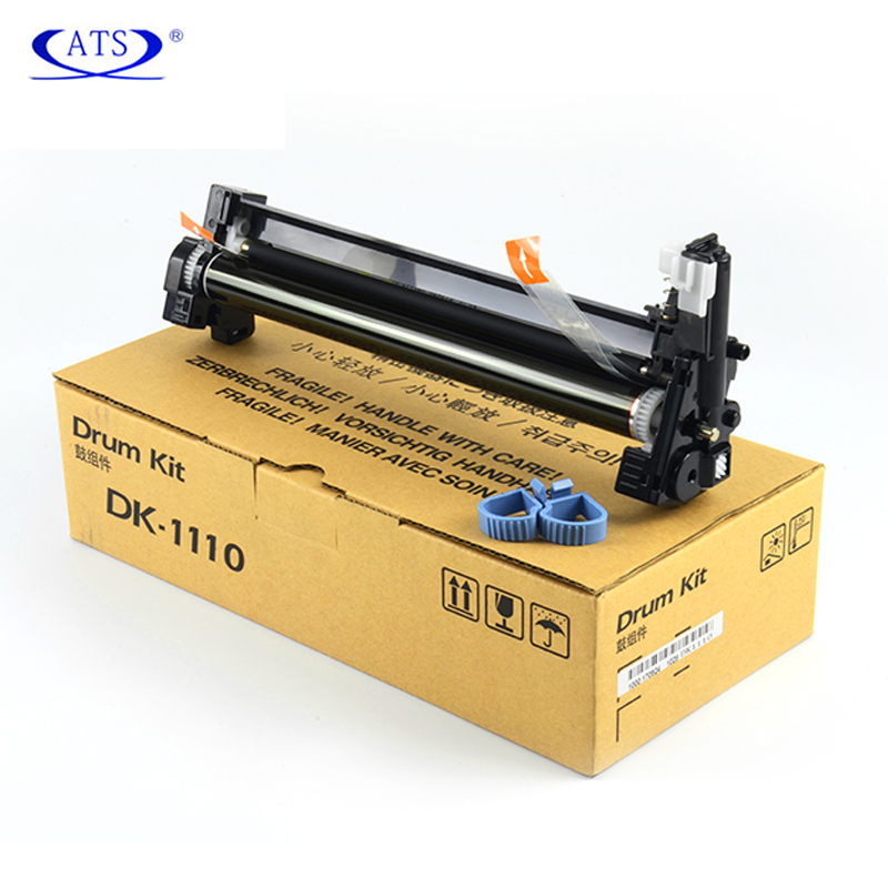 <font><b>DK</b></font>-<font><b>1110</b></font> Drum unit Toner cartridge For Kyocera <font><b>DK</b></font> <font><b>1110</b></font> FS 1040 1020 1120 compatible Copier spare parts FS1040 FS1020 FS1120 image