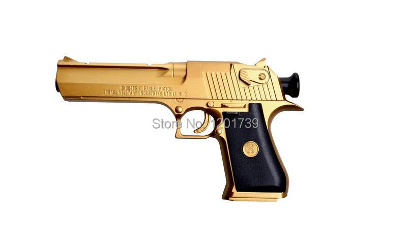 2015 Direct Selling New Mini Nerf Gun Pneumatic Gun Desert Eagle Toy Gun  Military Simulation Soft Bullet Children Model Edition-in Toy Guns from  Toys ...
