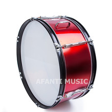24 inch / Burgundy Afanti Music Bass Drum (BAS-1021)