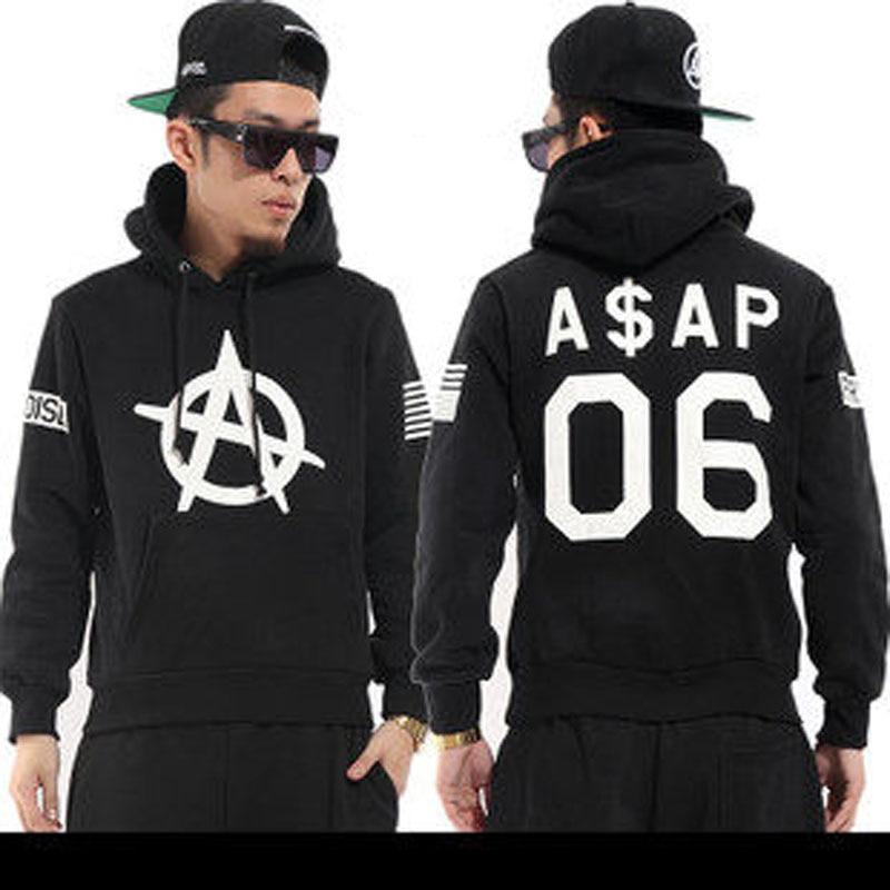 2015 fashion asap rocky 06 printed hip hop sweatshirts. Black Bedroom Furniture Sets. Home Design Ideas