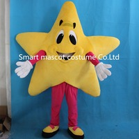 Bling star mascot costume for adults smiling star costume adults