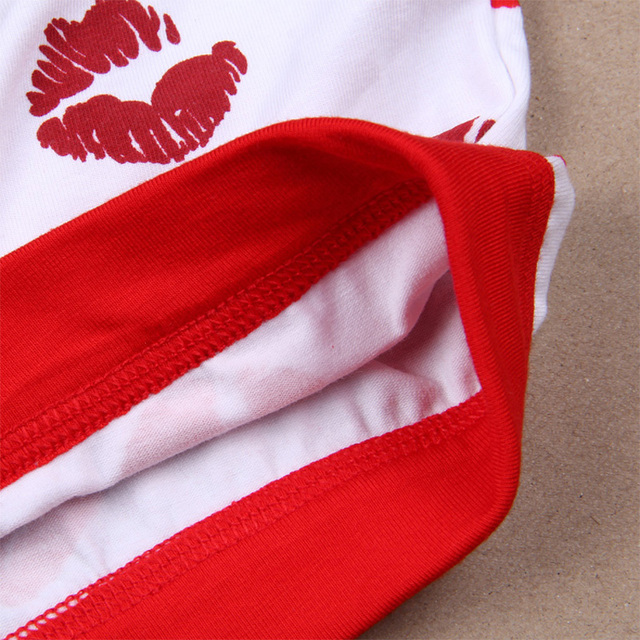 Sexy Lover's Underwear, Men's Boxers Shorts and Women Panties