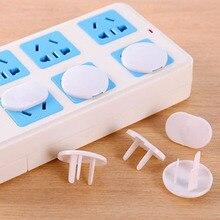 Baby Outlet Schutzhülle Cap Infant Sicherheitsschloss Kindersicherung Buchse Power Schutz Anti Stromschlag Stecker 20 stücke