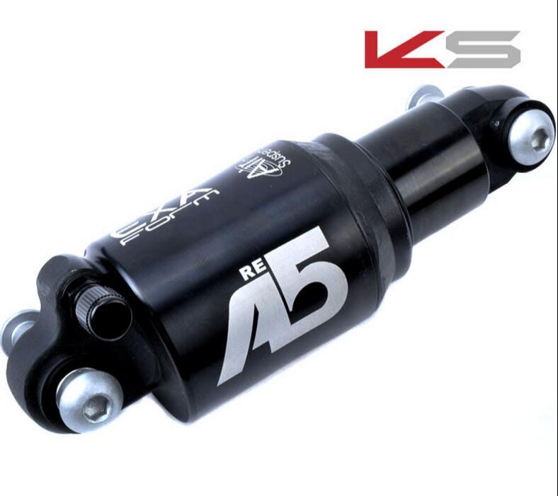 Kindshock A5-RE RR1 150mm BMX choc arrière pliant vélo vélo choc arrière pour JP8 JXP JEX deux pièces de Suspension BMX