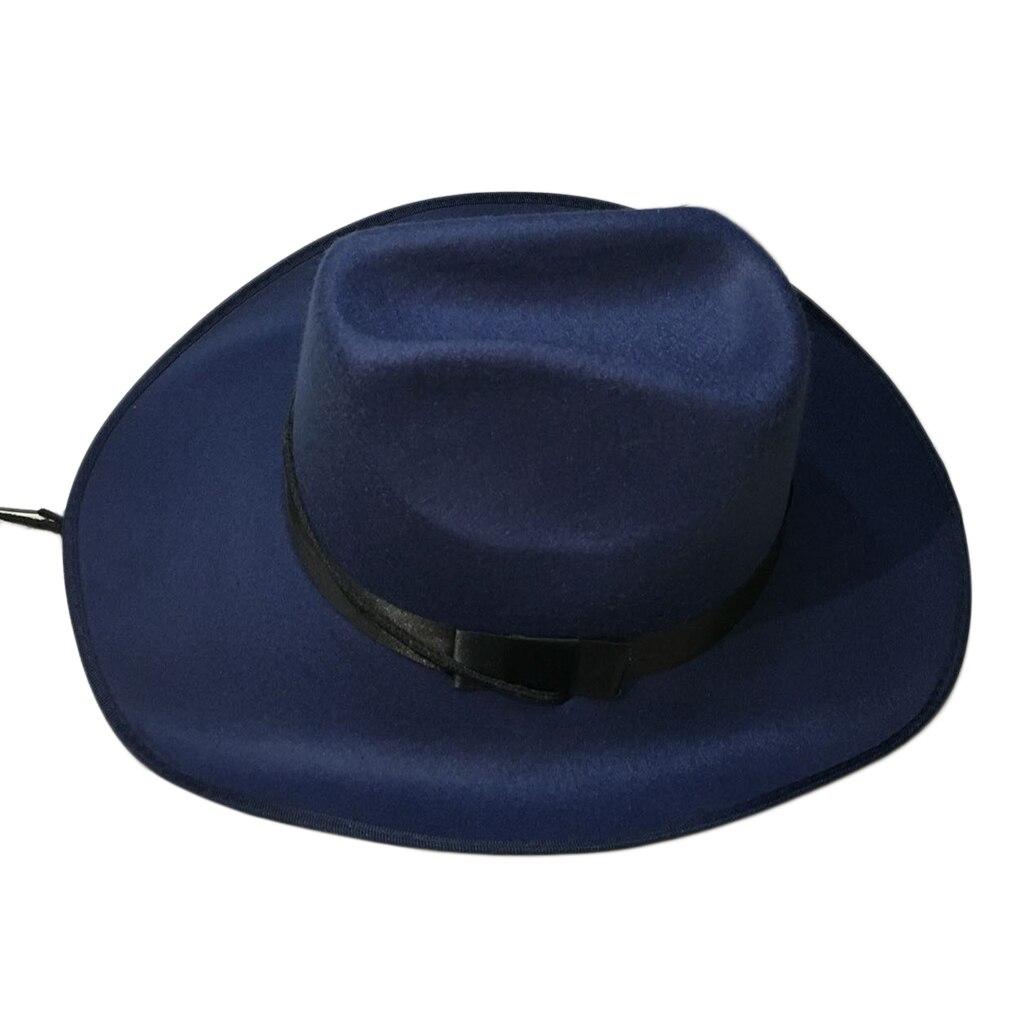 Chapeau western haute qualité