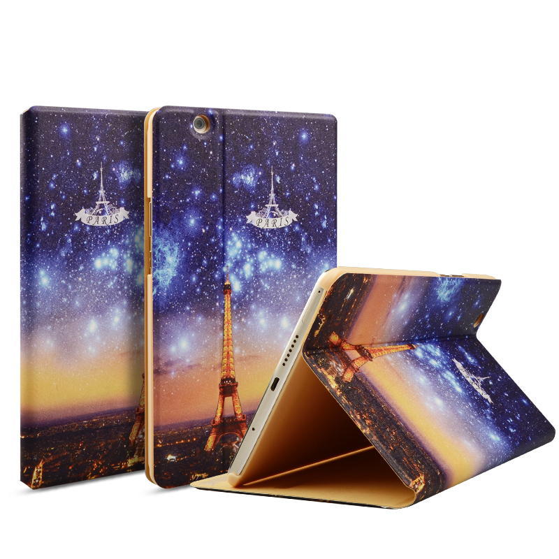 kenke PU Leather Case For Huawei MediaPad M3 8.4 inch Smart Sleep Case Cover Stand Tablet case coque smart cover colorful painting pu leather stand case for huawei mediapad m3 lite 8 8 0 inch cpn w09 cpn al00 tablet