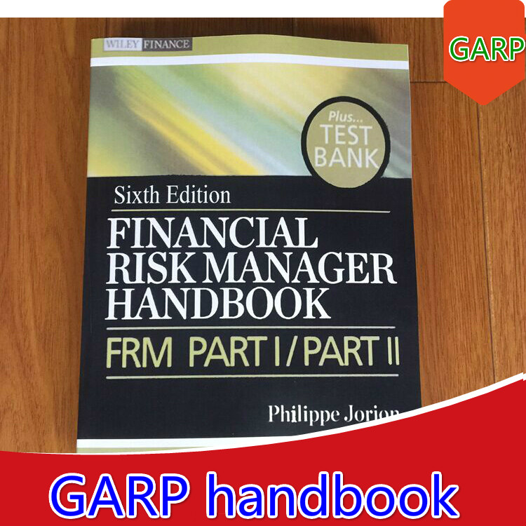 FRM part I/II GARP handbook handbook of fixed income securities volume ii