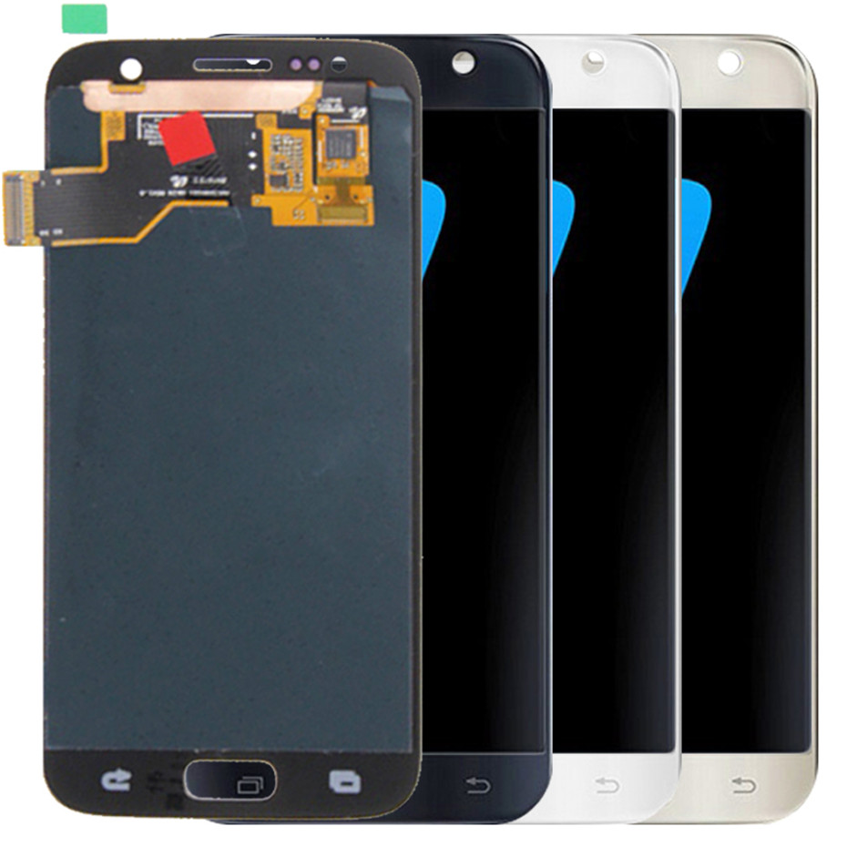 10pcs/lot Super Amoled LCD For For SAMSUNG Galaxy S7 Flat G930 G930F LCD Display Touch Screen Digitizer Pancel 6.410pcs/lot Super Amoled LCD For For SAMSUNG Galaxy S7 Flat G930 G930F LCD Display Touch Screen Digitizer Pancel 6.4