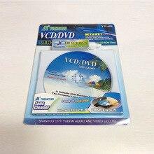 Cleanning грязи лазерной головки cleaner линзы жидкости cd плеер dvd диск