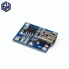 5pcs TP4056 1A dedicated lithium battery charging pad charging module lithium battery charger module 1A Charging Board