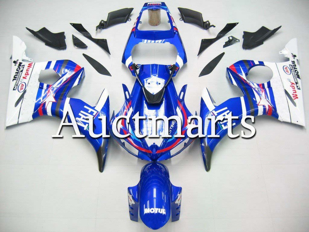 For Yamaha YZF 600 R6 2003 2004 2005 YZF600R ABS Plastic motorcycle Fairing Kit Bodywork YZFR6 03 04 05 YZF600R6 YZF 600R CB06 6 colors cnc adjustable motorcycle brake clutch levers for yamaha yzf r6 yzfr6 1999 2004 2005 2016 2017 logo yzf r6 lever