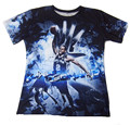 New fashion 2016 mens summer tops tee shirt 3D graphic print Kawhi Tony Duncan Curry star funny short sleeve t-shirt
