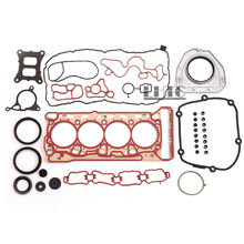 Cabeça do Cilindro Do motor Overhaul Conjunto Kit de Juntas e Vedações Para V W Je tta GLI Golfe G TI R MK7 AUDI a3 S3 A4 A5 A6 Q5 1.8 2.0 TSI TFSI