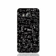 20169 mathematics maths physics formular cell phone case cover for Samsung Galaxy J1 MINI J2 J3 J7 ON5 ON7 J120F 2016 2015